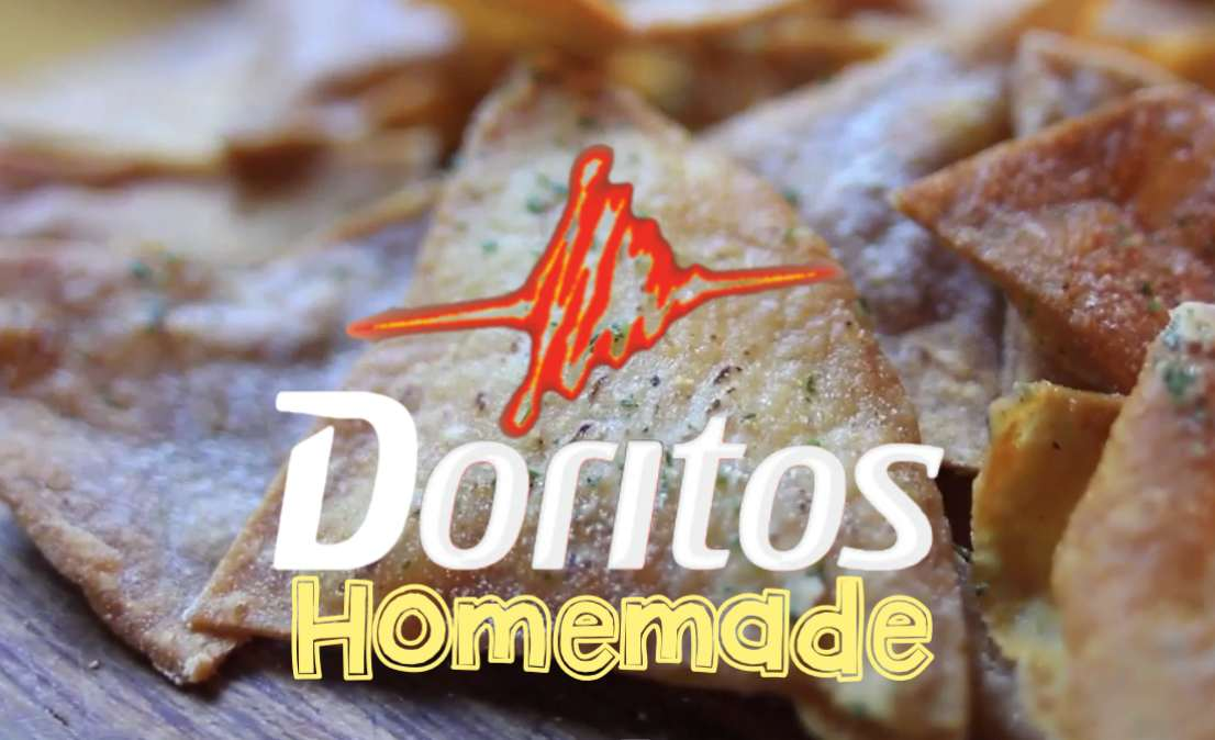Homemade Doritos – Musical Munchies