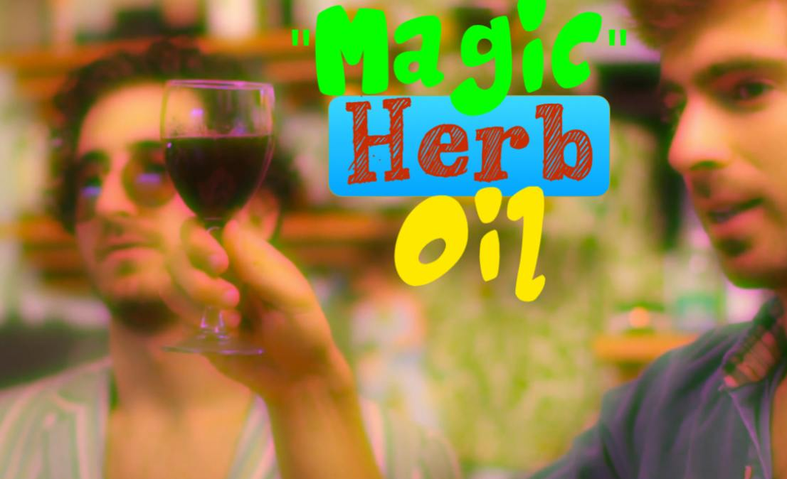 Magic Herb Oil