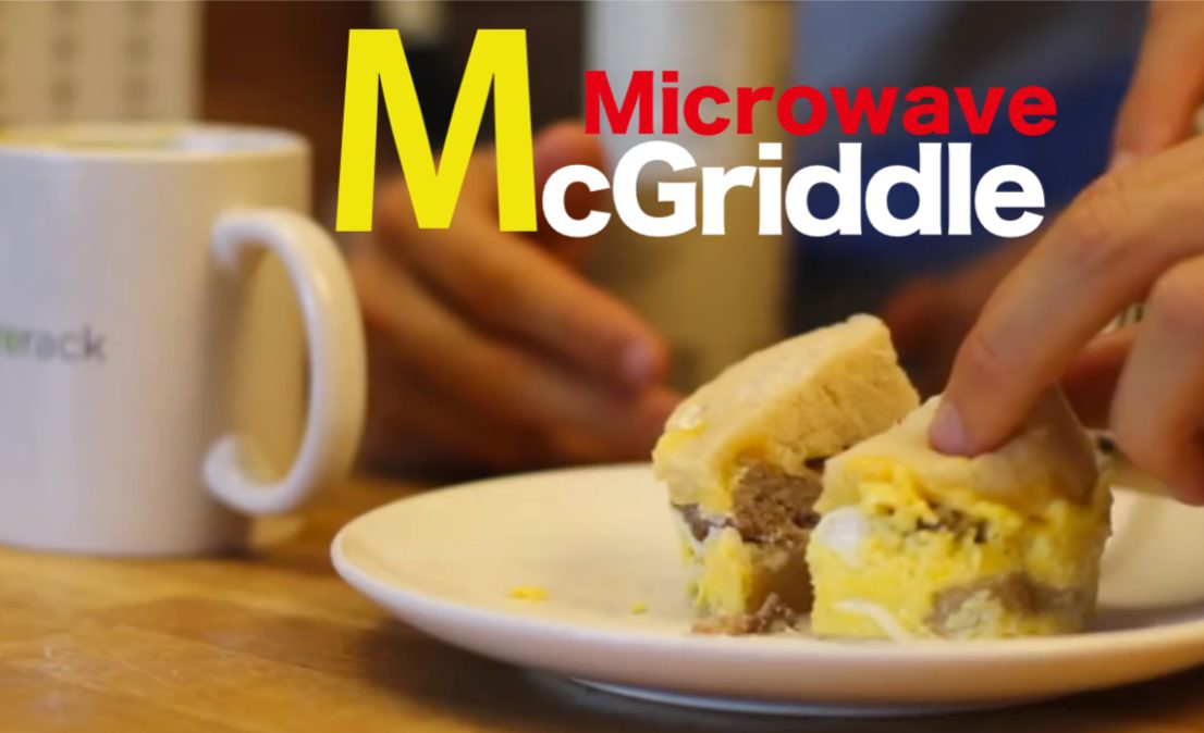 Microwave McGriddle