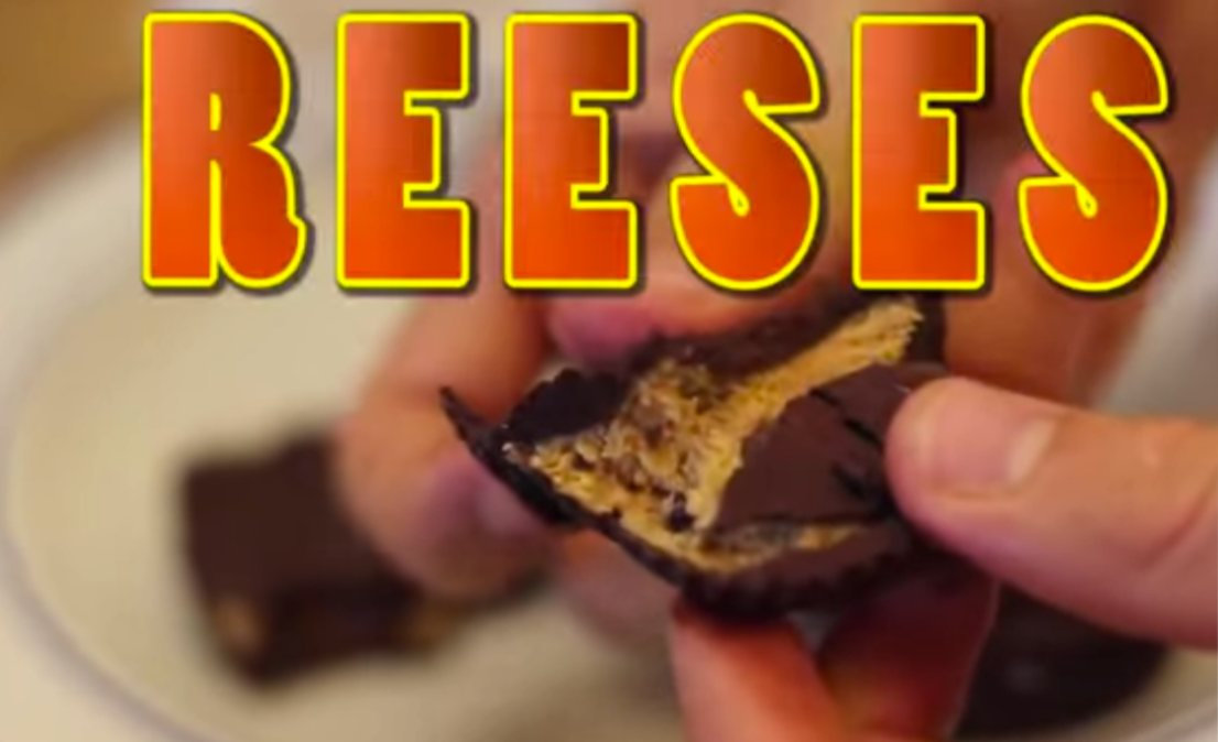 Microwave Reese's Peanut Butter Cups