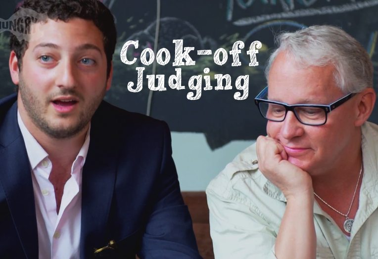 Cook-off Judging