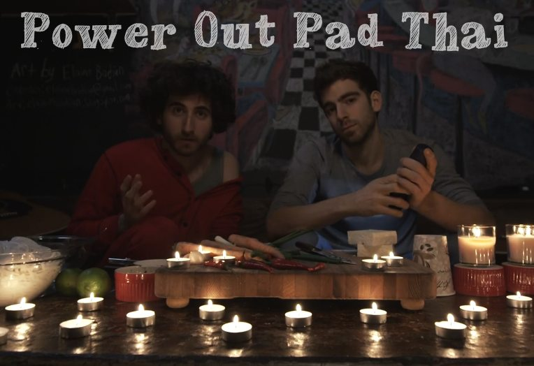 Power Out Pad Thai