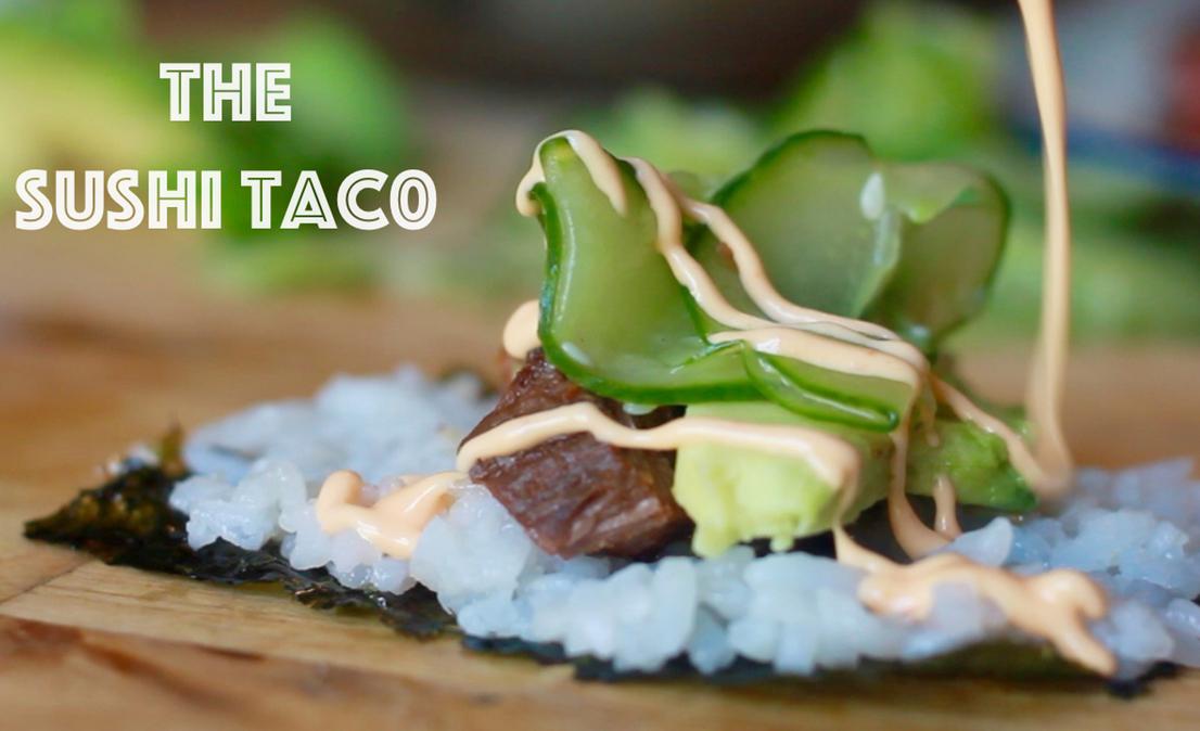 The Sushi Taco