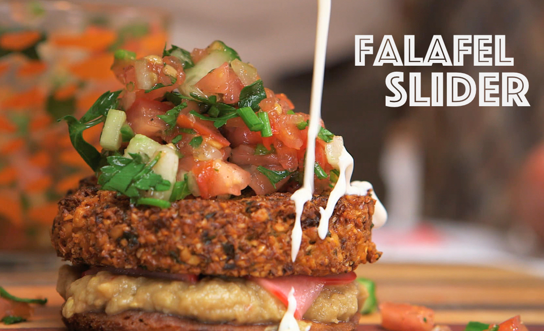 The Falafel Slider