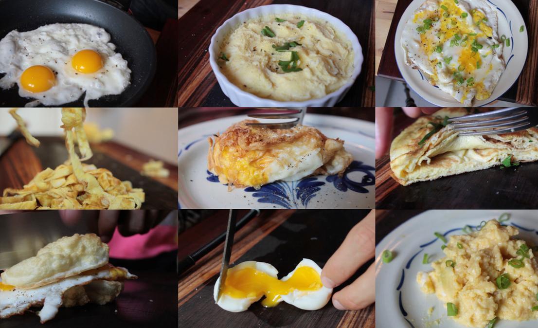 10 Creative Ways to Use an Egg