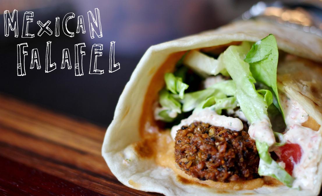The Mexican Falafel
