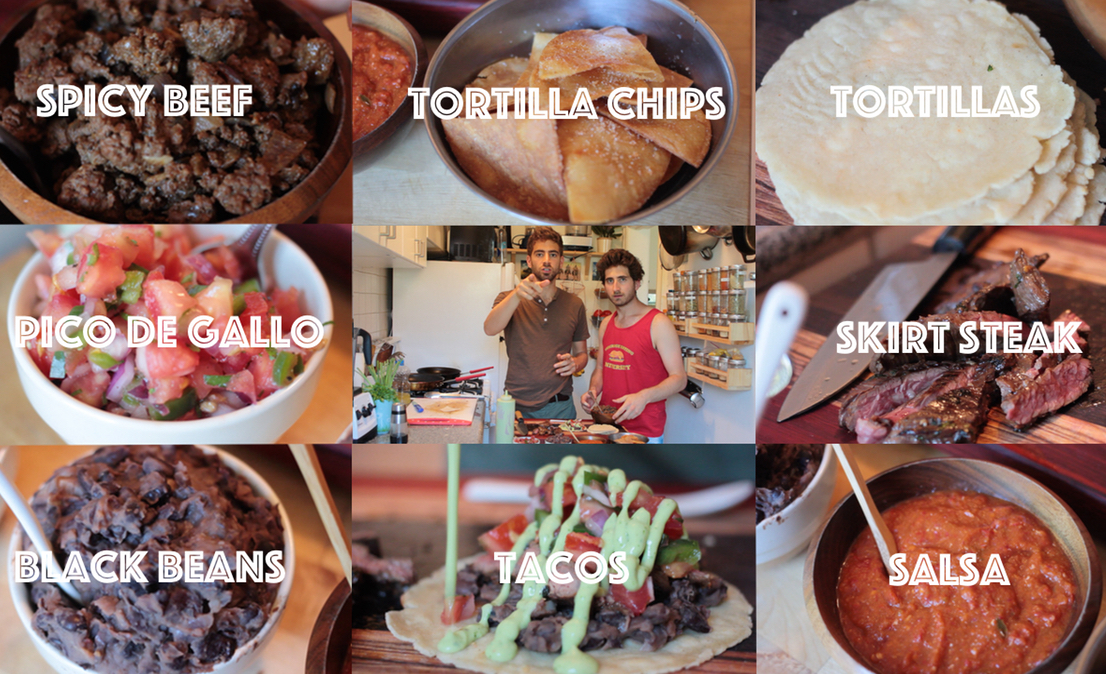 Beginners Guide to Mexican Food