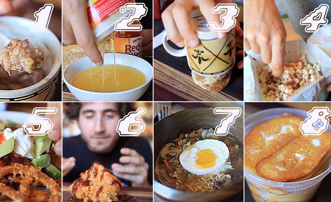 8 Simple Microwave Recipes For Gamers