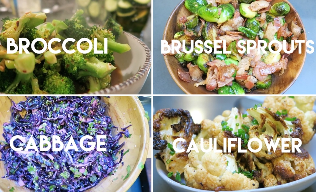 10 Recipes to Love Your Least Favorite Vegetables (Part 1)